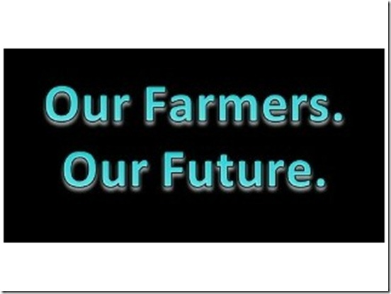 Our farmers our future