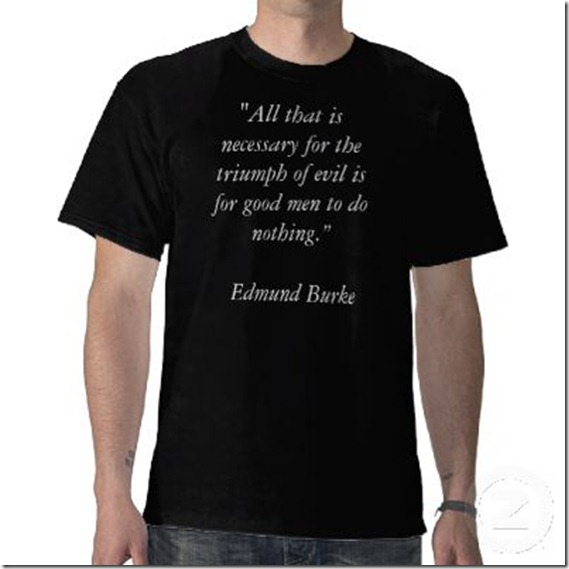 We have got to do more than buy the tee shirt