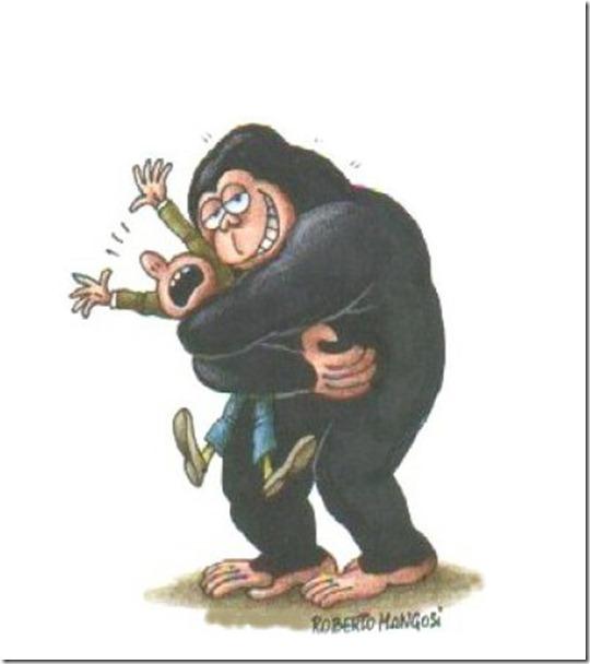 GorillaHug