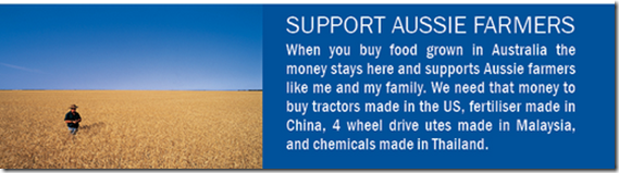 Support Aussie Farmers