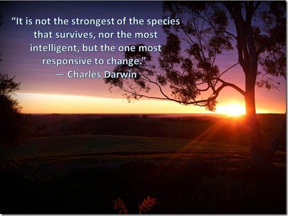 Charles Darwin Quote