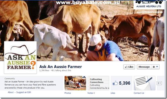 Ask an Aussie Farmer