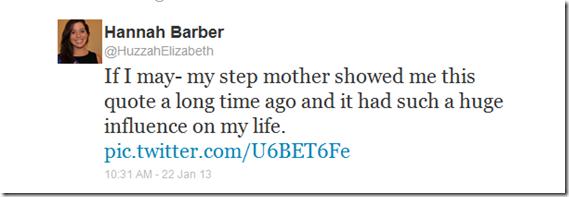 Hannah Barber