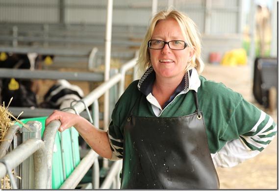 Lousie MacMaster Calf Rearer IMG_5325