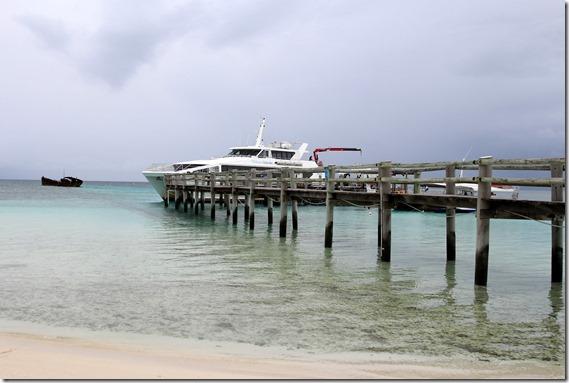 Heron Island Jetty IMG_6182