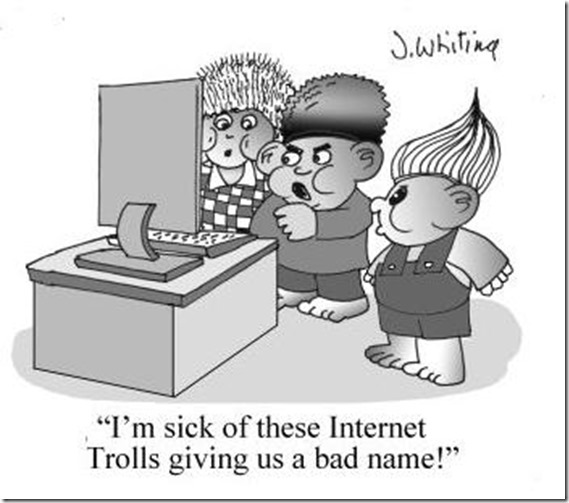 TrollCartoon