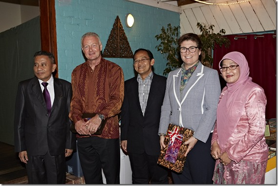 PERTH, Australia 24 August 2014:  Influential Women has started the second part of the Agricultural Exchange Project between East Java and Western Australia. The indonesian women will visit our Australian farms to share knowledge and cultures.  (Photo by Sabine Albers)