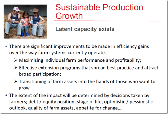 Building Farmer Capacity