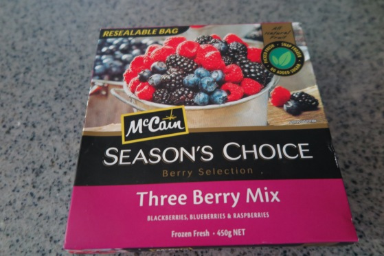 McCains Berries