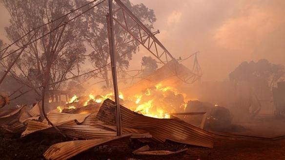 SA Fires Pinery
