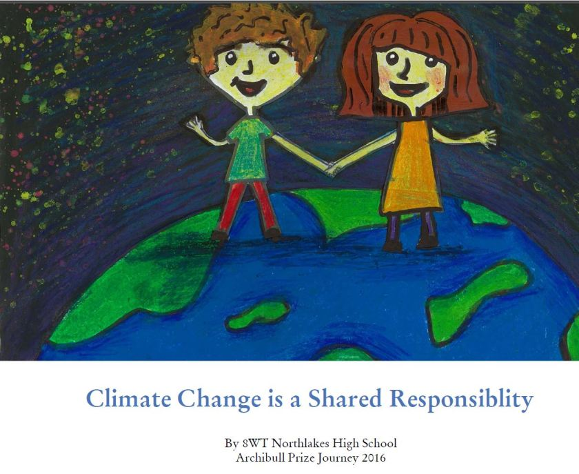 Climate Change is a shared responsibilty