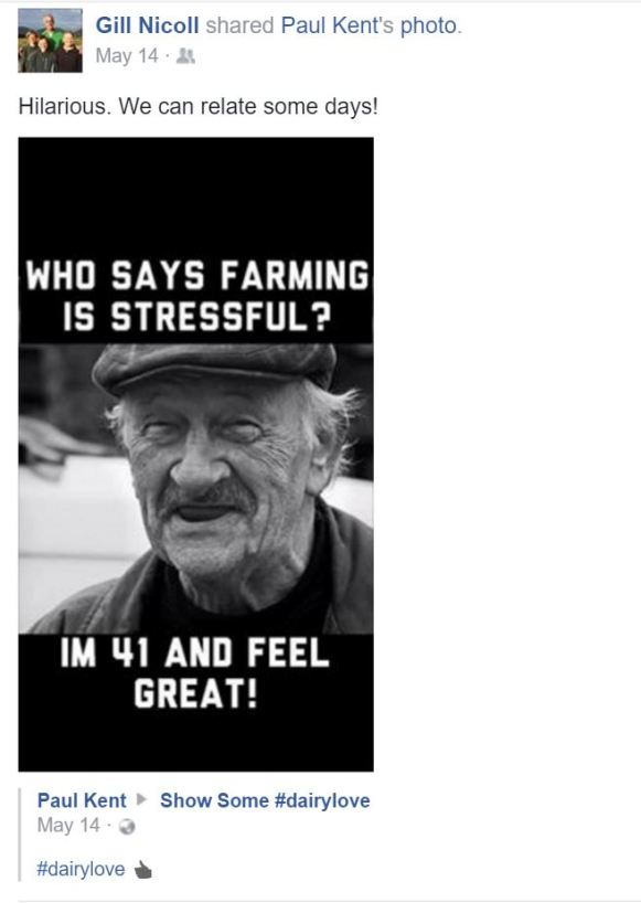 Farming a stress free profession LOL