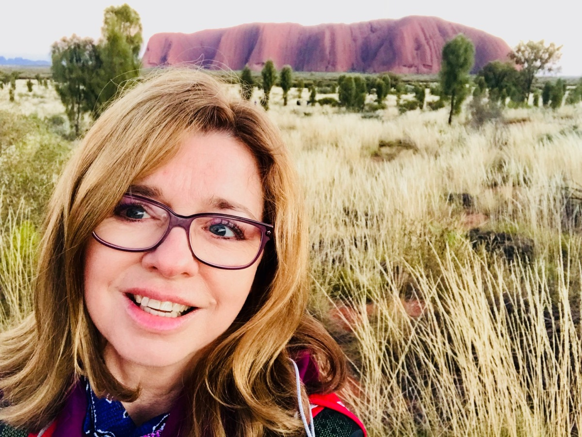 You dont have to climb Uluru to love Uluru