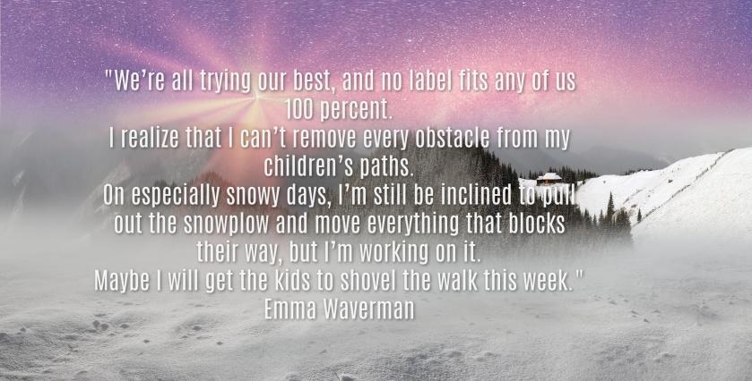 Snow blizzard Txt